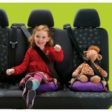 Bubblebum Booster Seat Zwart_
