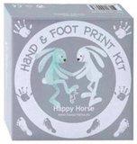 Happy Horse Rabbit Richie Hand/Foot print