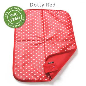 Napper Dotty Red
