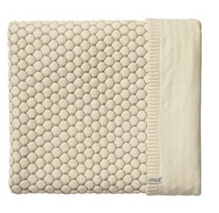 Joolz Essentials Blanket Honeycomb Off White