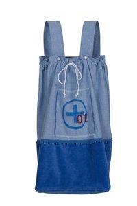 Coming Kids Cross Blauw Toybag