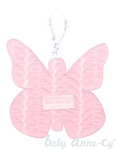 Baby Anne-Cy Speendoekje Vlinder Roze