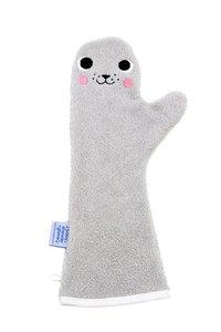 Baby Shower Glove Grijs