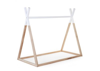 Childhome Tipi Meegroeibed frame 70 x 140