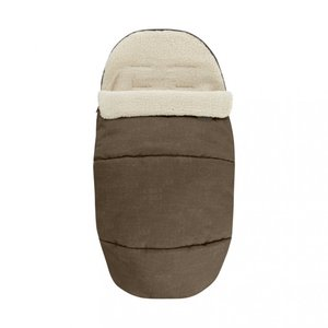 Maxi-Cosi 2-in-1 warme Voetenzak Nomad Brown