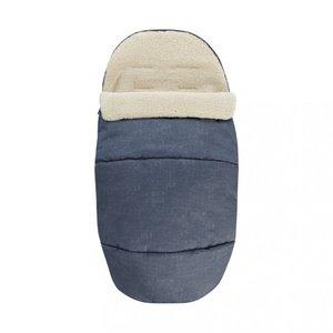 Maxi-Cosi 2-in-1 warme Voetenzak Nomad Blue