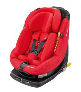 Maxi-Cosi AxissFix Plus Nomad Red Autostoel