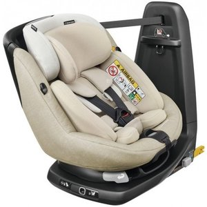 Maxi Cosi Axissfix Nomad Sand autostoel 9 - 18 kilo