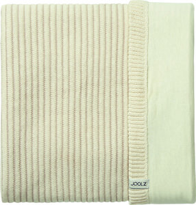 Joolz Essentials Blanket Ribbed Off White