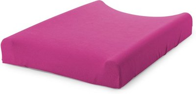 Childhome Waskussenhoes Tricot Fuchsia