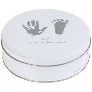 Bambam Foot / hand print Grey