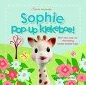 ophie de giraf pop-up boek Kiekeboe!