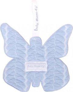 Baby Anne-Cy Speendoekje Vlinder Blue