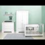 Bopita Narbonne Babykamer 3-delig Wit
